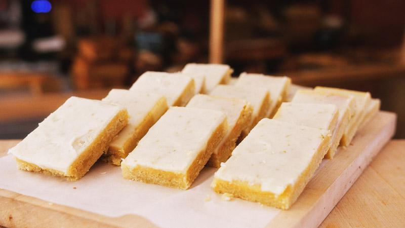 Photo des yafas de la boulangerie bio La Source à Forcalquier 04300